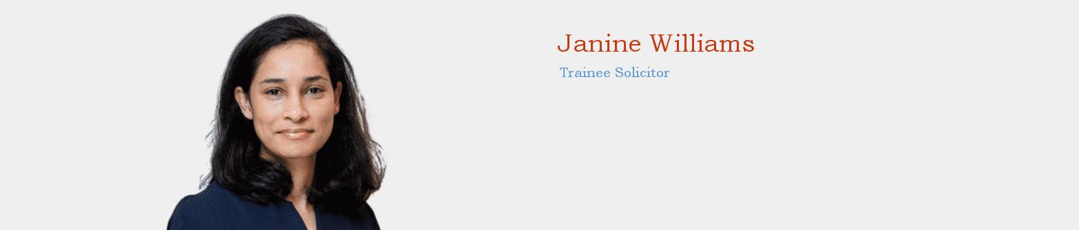 Janine Williams qqqqq
