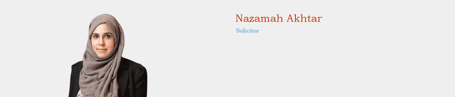 Nazamah Akhtar qqqqqqqqq