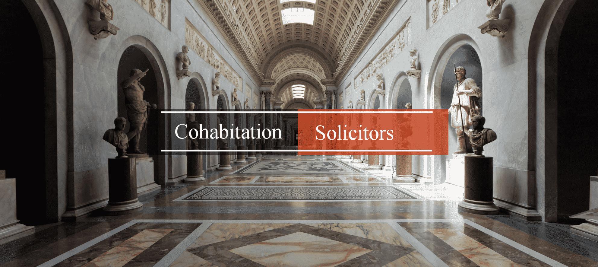 cohabitation solicitors