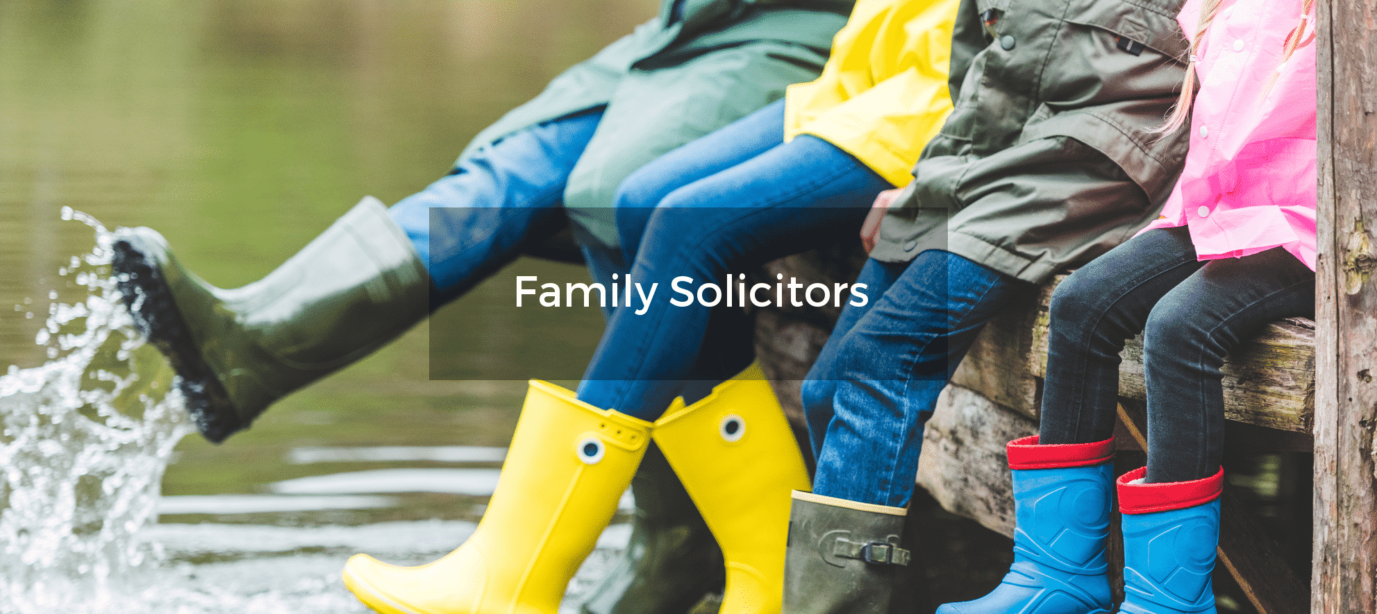 family solicitors done