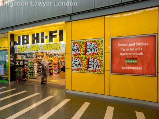 Litigation Lawyer London