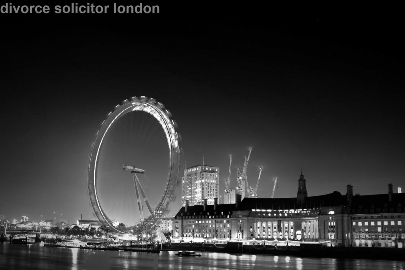 Divorce Solicitor London